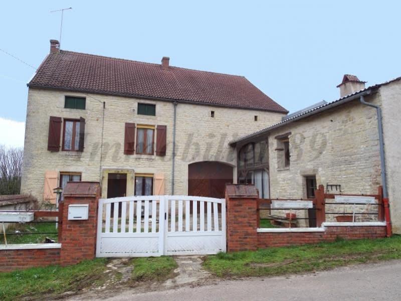 Vente maison / villa Secteur brion s/ource 71000€ - Photo 1