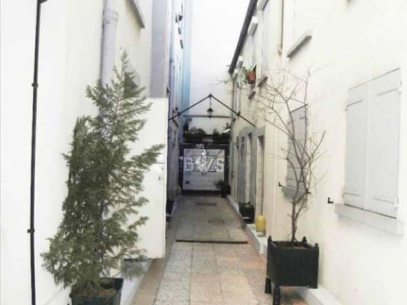 Rental apartment La plaine st denis 470€ CC - Picture 1