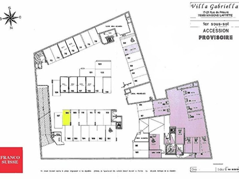Sale apartment Maisons laffitte 525000€ - Picture 11