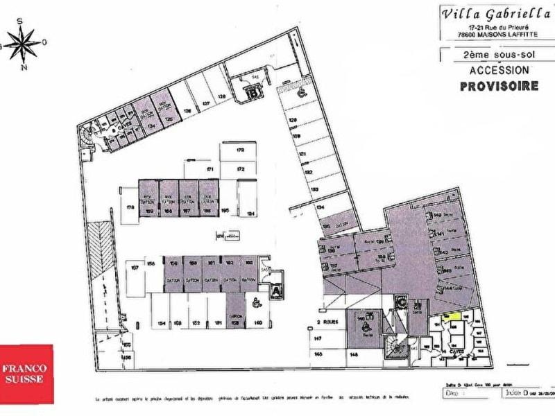 Sale apartment Maisons laffitte 525000€ - Picture 12