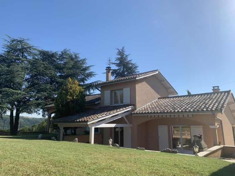 Sale house / villa Reventin vaugris 448 000€ - Picture 1