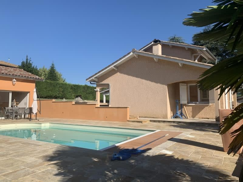 Sale house / villa Reventin vaugris 448 000€ - Picture 2