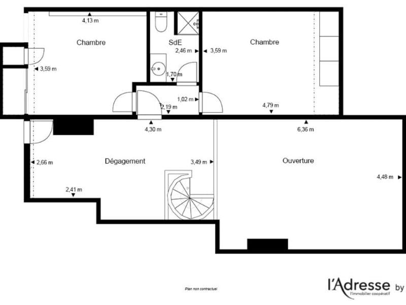 Sale apartment Louveciennes 660000€ - Picture 7