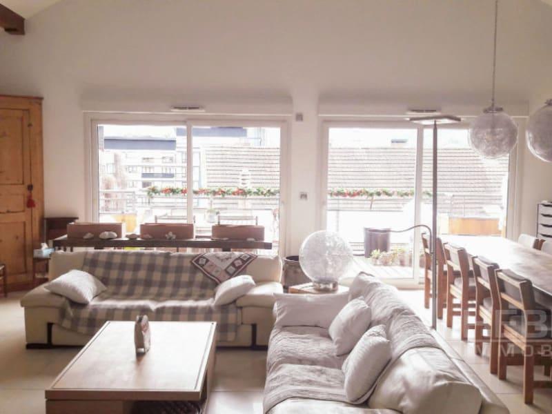 Sale apartment Sallanches 619000€ - Picture 1