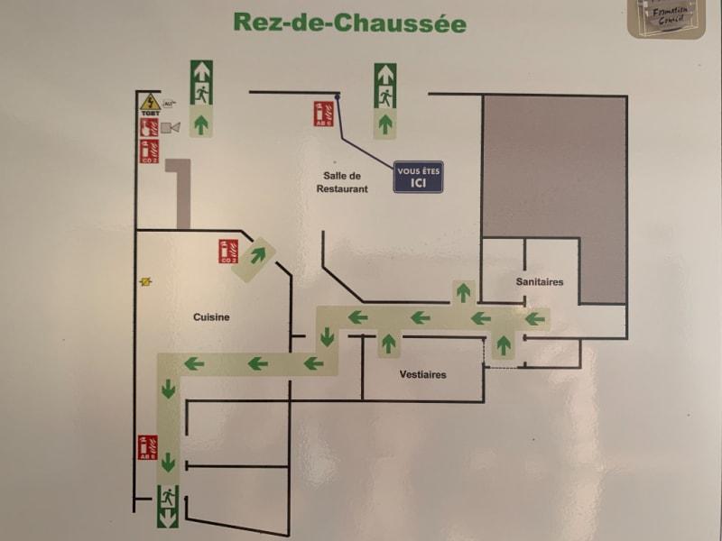 Location local commercial Saint francois 1000€ HC - Photo 2
