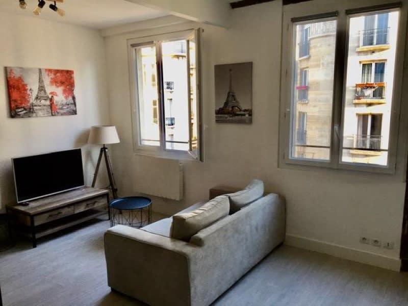 Rental apartment Paris 3ème 1200€ CC - Picture 3
