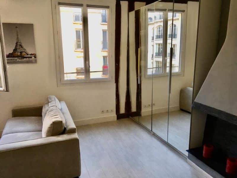 Rental apartment Paris 3ème 1200€ CC - Picture 4