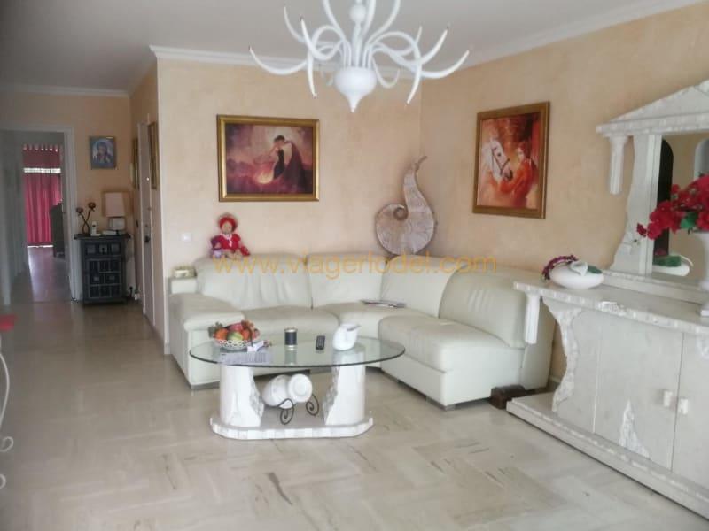 Verkauf auf rentenbasis wohnung Villeneuve-loubet 57000€ - Fotografie 3
