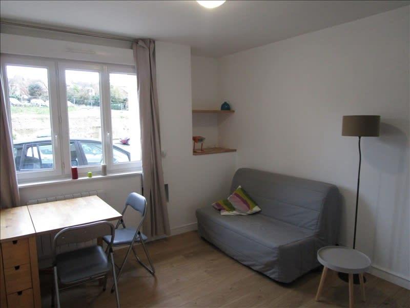 Rental apartment Caen 502,78€ CC - Picture 1