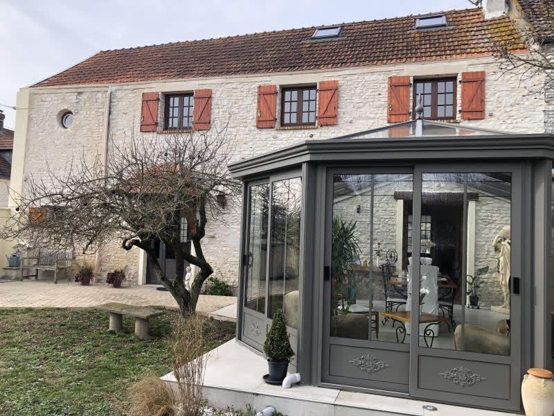 Sale house / villa Guernes 450000€ - Picture 1