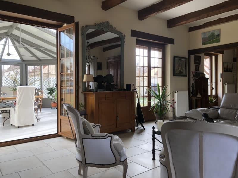 Sale house / villa Guernes 450000€ - Picture 3