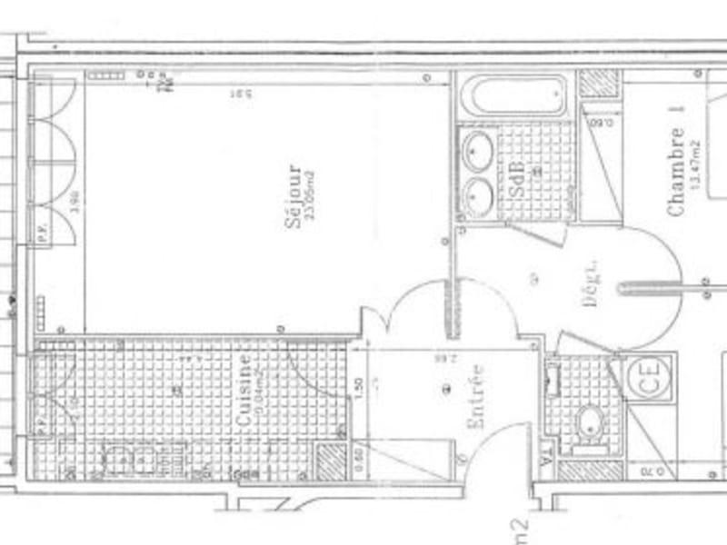 Vente appartement Le plessis-robinson 457000€ - Photo 7
