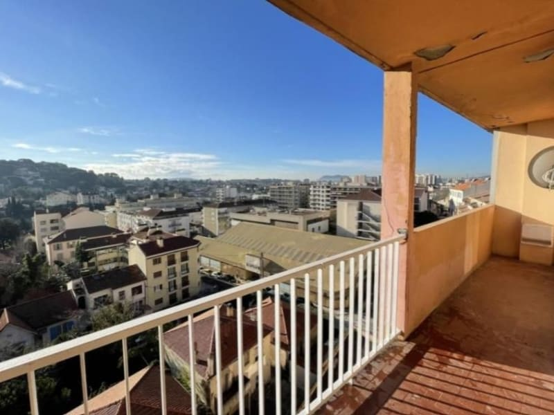 Vente appartement Toulon 119 500€ - Photo 1