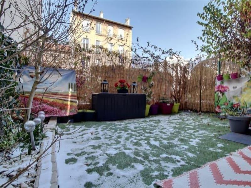 Sale apartment Issy les moulineaux 289500€ - Picture 1