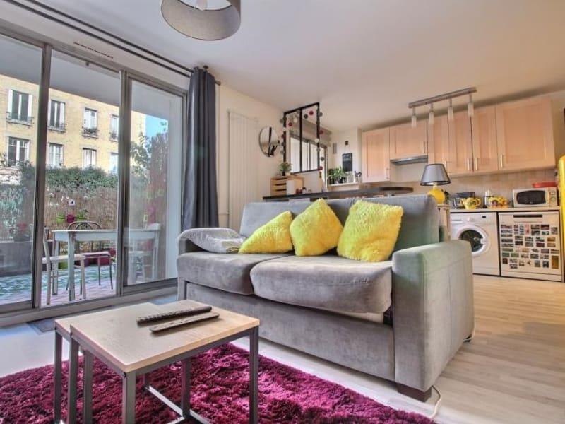 Sale apartment Issy les moulineaux 289500€ - Picture 2