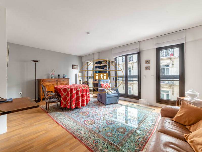 Vente appartement Paris 17ème 459 000€ - Photo 3