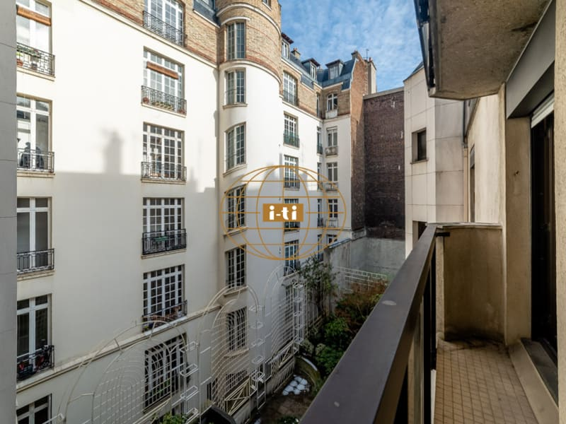 Vente appartement Paris 17ème 459 000€ - Photo 7