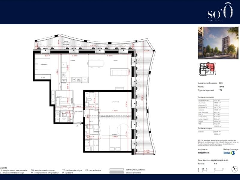 Sale apartment Lyon 2ème 888399€ - Picture 5
