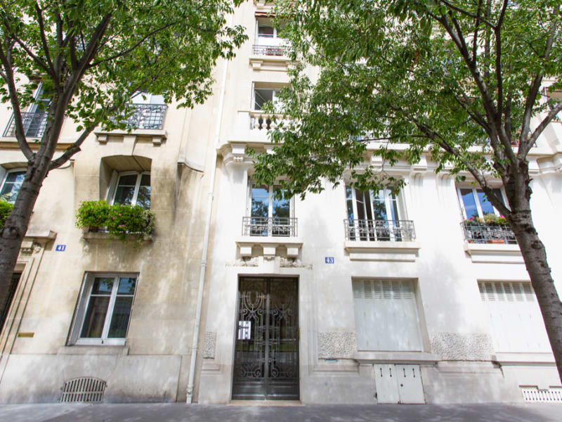 Verkoop  appartement Paris 15ème 99000€ - Foto 1