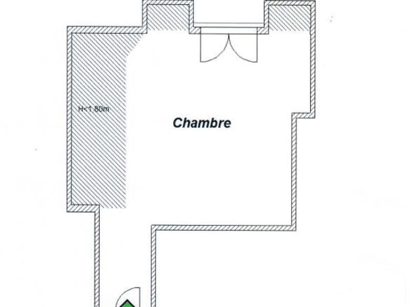 Verkoop  appartement Paris 15ème 99000€ - Foto 3