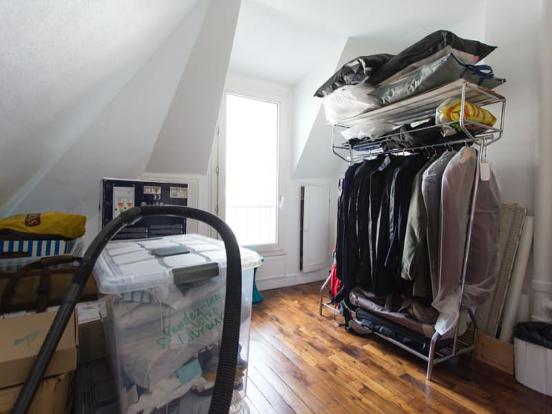Verkoop  appartement Paris 15ème 99000€ - Foto 4