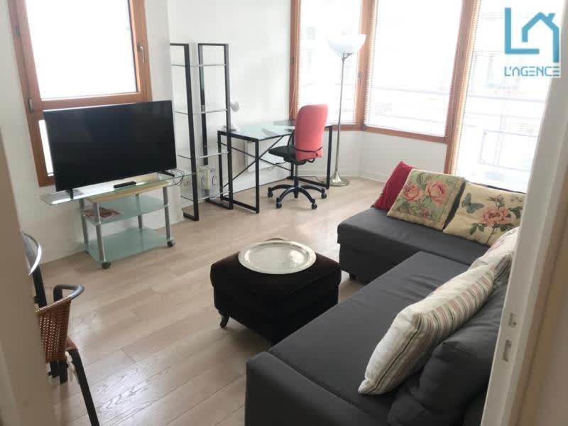 Rental apartment Boulogne billancourt 1490€ CC - Picture 2