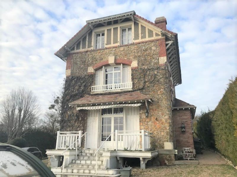 Sale house / villa Gaillon sur montcient 630 000€ - Picture 1