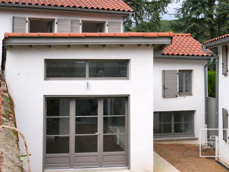 Maison avec cour plein sud  Saint Didier Au Mont D'Or 4 pièce(s)