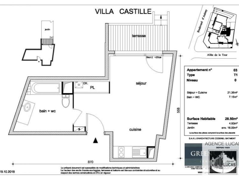 Location appartement Villemomble 685€ CC - Photo 2