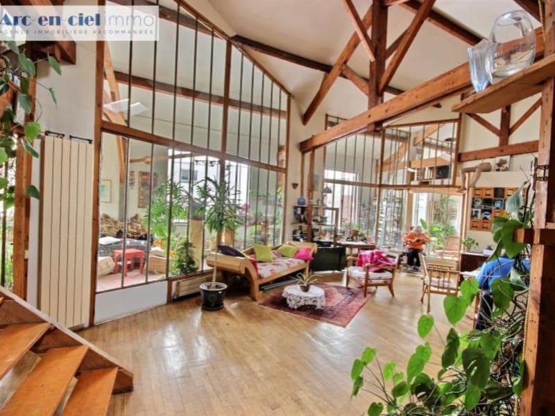 Vente appartement Paris 11ème 2472000€ - Photo 2