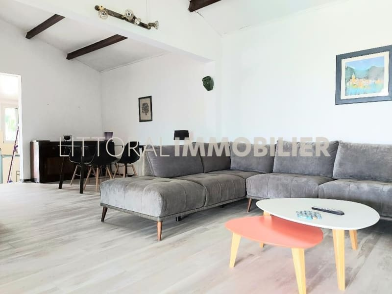 Rental apartment Saint denis 810€ CC - Picture 2