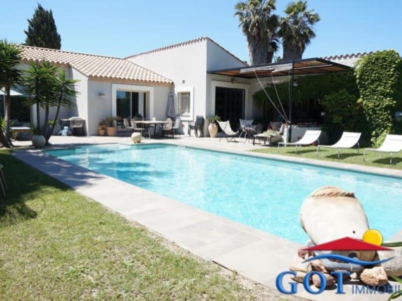 Sale house / villa Cabestany 798000€ - Picture 1