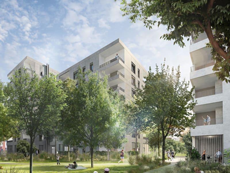 Sale apartment Lyon 8ème 439000€ - Picture 2