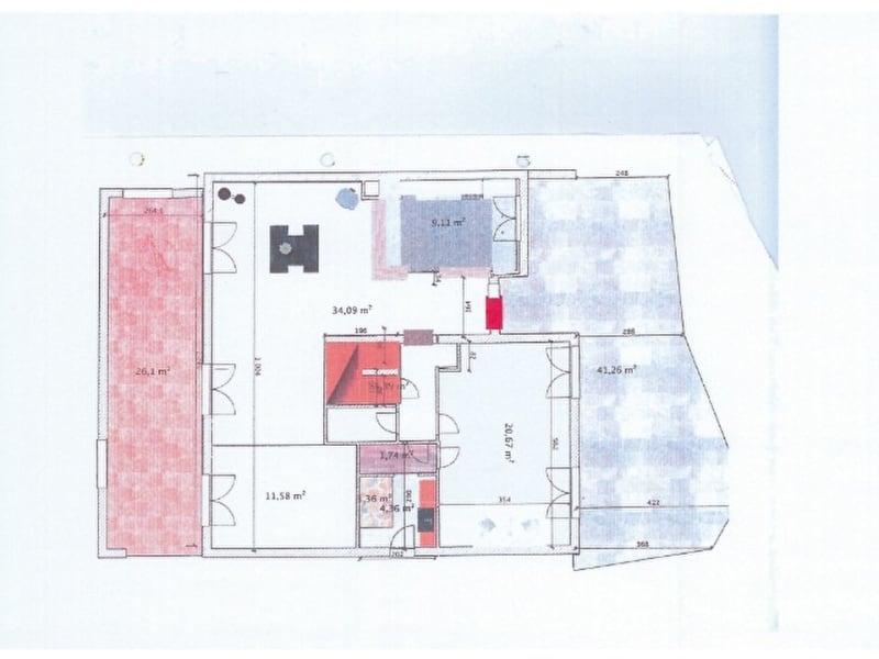 Vente maison / villa La chapelle en serval 450000€ - Photo 12