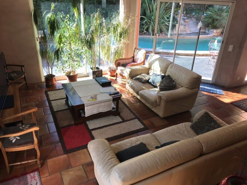 Vente maison / villa La roque d antheron 420000€ - Photo 3