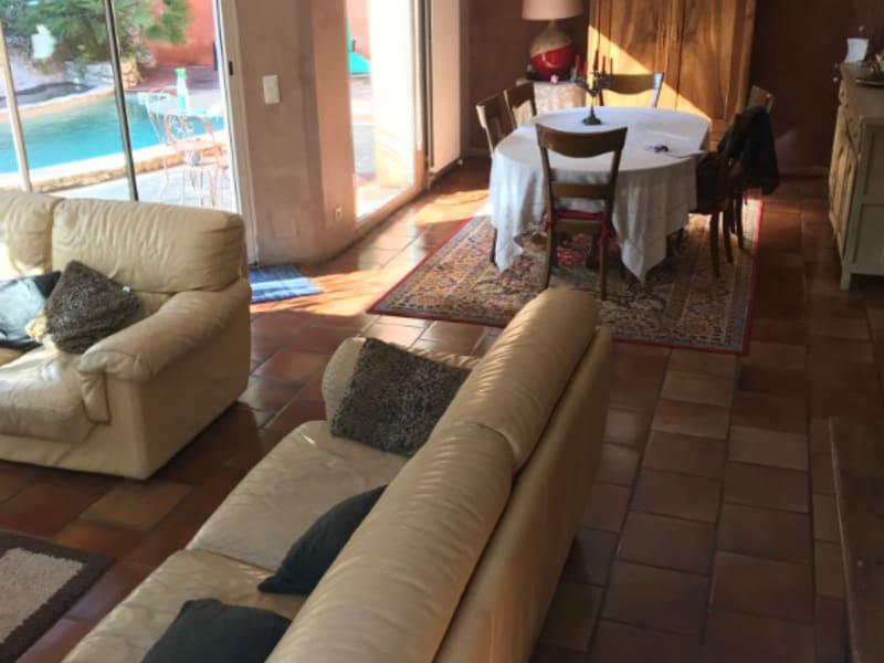 Vente maison / villa La roque d antheron 420000€ - Photo 4