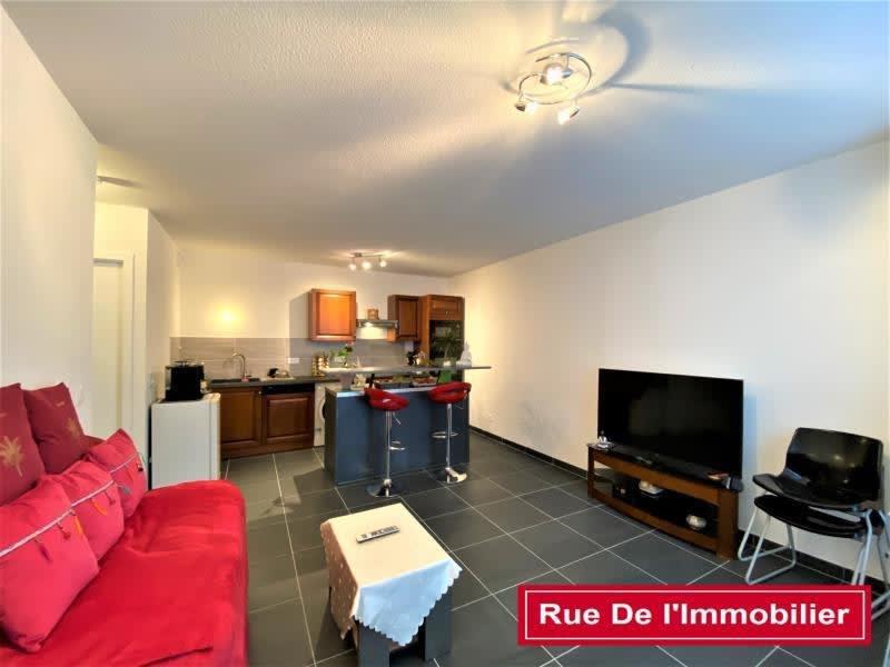 Vente appartement Haguenau 147000€ - Photo 2