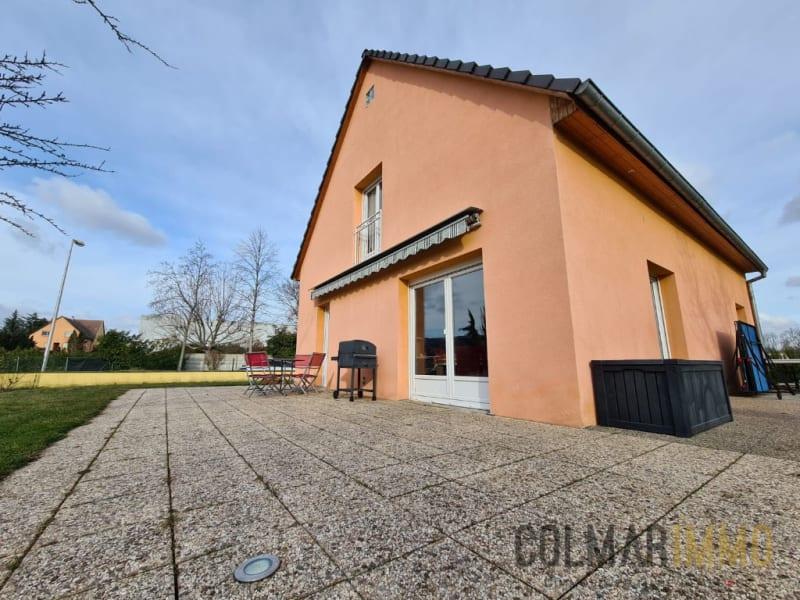 Sale house / villa Wettolsheim 480000€ - Picture 1