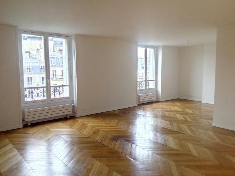 Rental apartment Paris 17ème 2851,02€ CC - Picture 2
