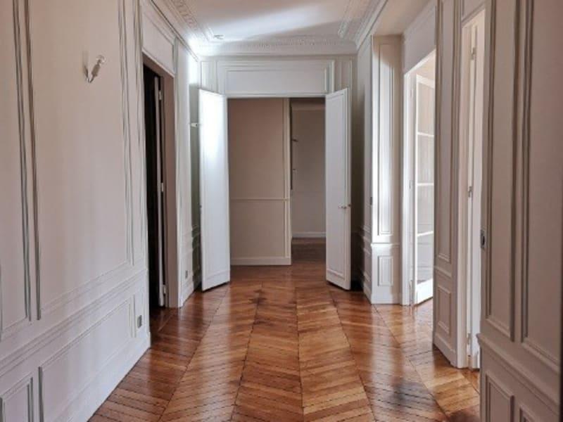 Rental apartment Paris 17ème 5459,32€ CC - Picture 2