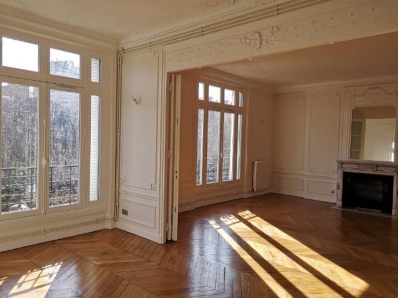 Rental apartment Paris 17ème 5459,32€ CC - Picture 4