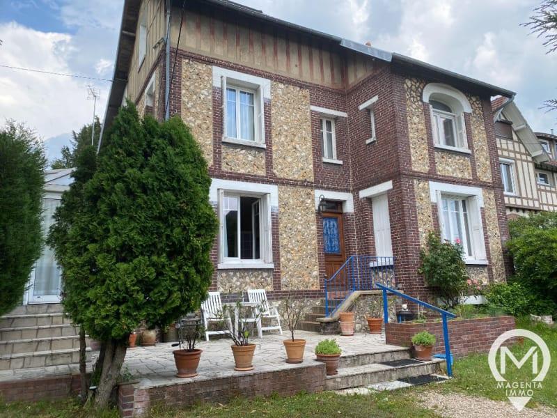 Sale house / villa Rouen 614000€ - Picture 1