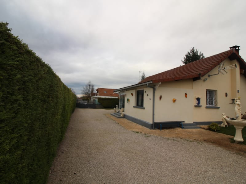 Vente maison / villa Aoste 222000€ - Photo 9