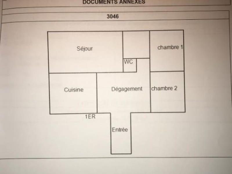 Location appartement Lille 857€ CC - Photo 7