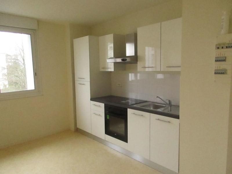 Rental apartment Nantes 736,36€ CC - Picture 1