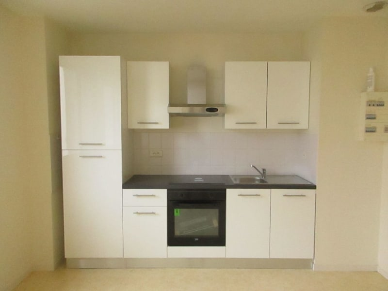 Rental apartment Nantes 736,36€ CC - Picture 2