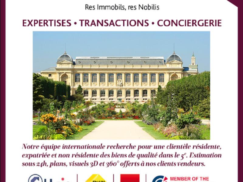 Sale apartment Paris 5ème 590000€ - Picture 12