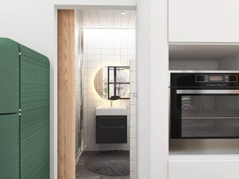 Vendita appartamento Paris 16ème 377000€ - Fotografia 9