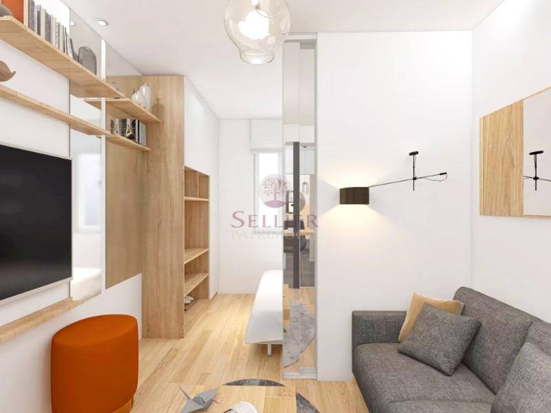 Vendita appartamento Paris 16ème 377000€ - Fotografia 12