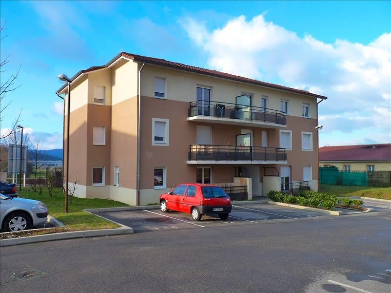 Sale apartment Arbent 137150€ - Picture 2